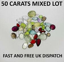 Loose Gemstones Natural Mixed Lot A Grade 50 Carats