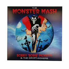 The Monster Mash Bobby Boris Pickett & Crypt-Kickers 180g Vinyl Picture Record