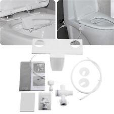 Fresh Water Spray Non-Electric Bidet Bathroom Toilet Seat Nozzle Attachment