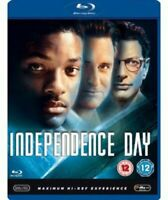 Independence Day [Blu-ray] [DVD][Region 2]