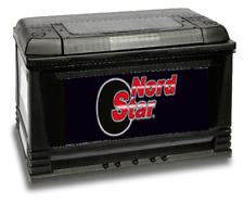 12V 663 NORDSTAR SUPER HEAVY DUTY COMMERCIAL BATTERY - TRACTOR, LORRY,TRUCK
