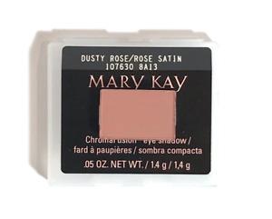MARY KAY CHROMAFUSION EYE SHADOW DUSTY ROSE 107630 (.05 OZ) (NEW)