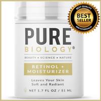 Retinol & Hyaluronic Acid Day / Night Face Moisturizer Anti-Aging Wrinkle Cream