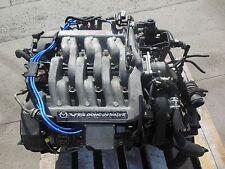 1999-2001 Mazda Mpv Engine Mazda Mpv 2.5L V6 Engine GY GY-DE Engine MPV V6 Motor