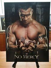 """WWE No Mercy PPV Randy Orton Poster Print 12""""X16"""""""