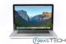 "Apple MacBook Pro 15"" A1286 2.53GHz Intel Core i5 8GB RAM 512GB SSD ~ WARRANTY"