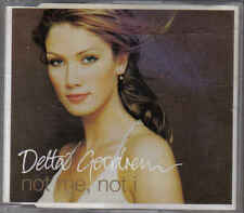 Delta Goodrem-Not Me Not I Promo cd single