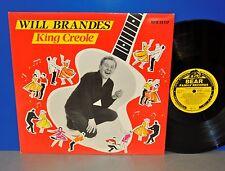 Will Brandes King Creole Bear Family M-/M- ! Vinyl LP Elvis Presley songs! TOP!