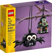 LEGO 40493 Spider & Haunted House FREE SHIPPING