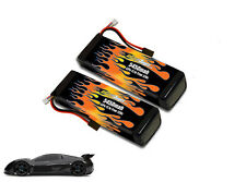 Maxamps LiPo 5450 3-cell 11.1v XO-1 Pair 3s