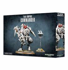 Tau Empire Commander  - Warhammer 40k - Games Workshop - Unopened - New
