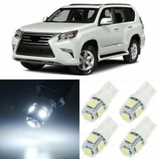 16 x Xenon White Interior LED Lights Package For 2010 - 2017 Lexus GX460 +TOOL