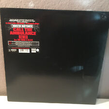 "BUSTA RHYMES - Call The Ambulance Remix - 12"" Vinyl Record Single - EX Cond."