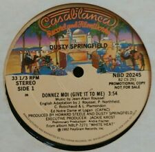"Dusty Springfield - Donnez Moi (Give It To Me) - Casablanca Nbd 20245 12"" Promo"