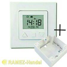 Steuerung Zeitschaltuhr Vestamatic Smart Time Control mit Aufputz Rahmen