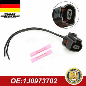 Stecker 2-pol Reparatur Satz Kabelbaum Repair 1j0973702 für VW Audi Seat