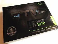 EVGA GTX 1070 FTW DT GeForce ACX 3.0 8GB Video Card - High End