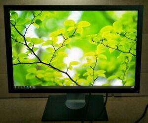 Dell (U2410f) 24-Inch Full HD Widescreen Card Reader USB RCA DVI HDMI DP VGA #A2