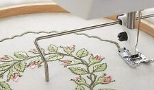 Viking Husqvarna Sewing Machine Genuine Circular Attachment Foot 4118526-45**