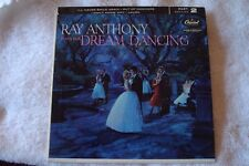CAPITOL 45 RPM EP EAP 2-723 RAY ANTHONY PLAYS FOR DREAM DANCING HI-FI VG+ 1961