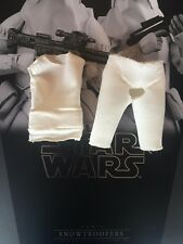 Hot juguetes STAR WARS BATTLEFRONT Snowtrooper bajo Camiseta y Corto Suelto Escala 1/6th