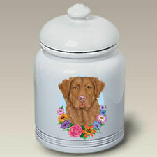 Chesapeake Bay Retriever Treat Jar