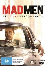 Mad Men : Season 7 : Part 2 (DVD, 2015, 3-Disc Set)