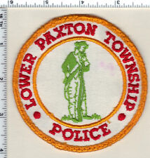 Lower Paxton Police (Pennsylvania) Uniform Take-Off Shoulder Patch 1980's