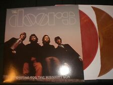 THE DOORS  Waiting For The Midnight Sun vinyl 2-LP unplayed color