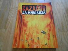 Cazador La Venganza - BASICO - juego de rol - LA FACTORIA
