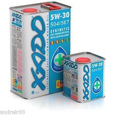 XADO Atomic Oil 5W-30 504/507 SYNTHETIC motor oil 4 liter