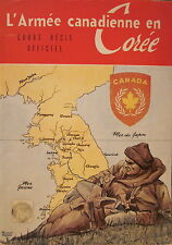 L'ARMÉE CANADIENNE EN CORÉE. LES OPÉRATIONS DES NATIONS UNIES (1950-1953) .