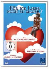 DVD *  FÜR DIE LIEBE NOCH ZU MAGER? - Bernhard Stephan  # NEU OVP -