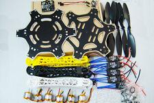 HexaCopter ARF F550 FlameWheel Kit + KKMulticopter + ESC Motor Props F05114-C