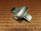 New 22mm DEPLOYMENT CLASP BUCKLE Swiss 316L Stainless Brush Finish 22 mm REG