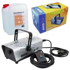 Eurolite N-10 Nebelmaschine, 500W Nebler + Nebelfluid Smoke Fluid B Basic 5l