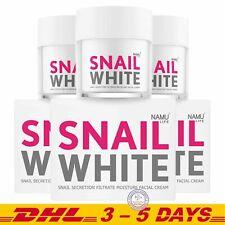 90ml (30 x 3) Namu Life Snail White Facial Cream Filtrate Moisture Facial Cream