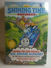 Thomas the Tank Engine's All Aboard Alphabet 8' Track Shining Time Station NIB