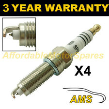 4X IRIDIUM PLATINUM SPARK PLUGS FOR KIA SPORTAGE III 2.0 CVVT AWD 2010 ON