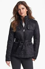NEW! $198 Vince Camuto Quilted Field Black Jacket SOLD OUT  | Sz S | B020
