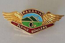 Panania Bowling Club Flying Bowlers Badge Rare Vintage (K7)
