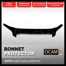 Bonnet Protector for Holden Captiva 2006-2015 Tinted Guard (Excl. MaXX)