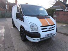 ford transit 85 t260 2011 swb van 2.2 sports kit