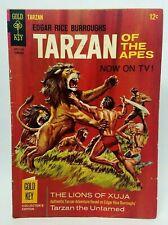Tarzan #164 (1967) Gold Key Comics Edgar Rice Burroughs