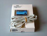 10x 3COM Megahertz 10/100 LAN CardBus PC Card with Xjack Connector 3CXFE575CT