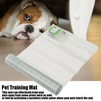 Electronic Pet Training Mat 30*153cm Transparent Deterrent Shock Mat Dogs Cat
