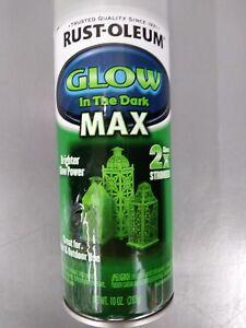 Rust-Oleum 278733 Specialty Spray Paint 10 oz, Glow in the Dark Max New