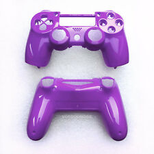 Custom Glossy Purple Playstation 4 Controller Housing Shell - PS4 V1 Mod Kit
