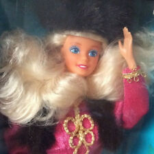 1989 Dolls of the World Russian Barbie doll NRFB Superstar Russia 1st edition