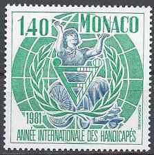MONACO N°1276 - NEUF ** AVEC GOMME D'ORIGINE